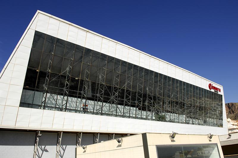 SEDE ELEGIDA -Palacio de congresos y exposiciones de Aguadulce-