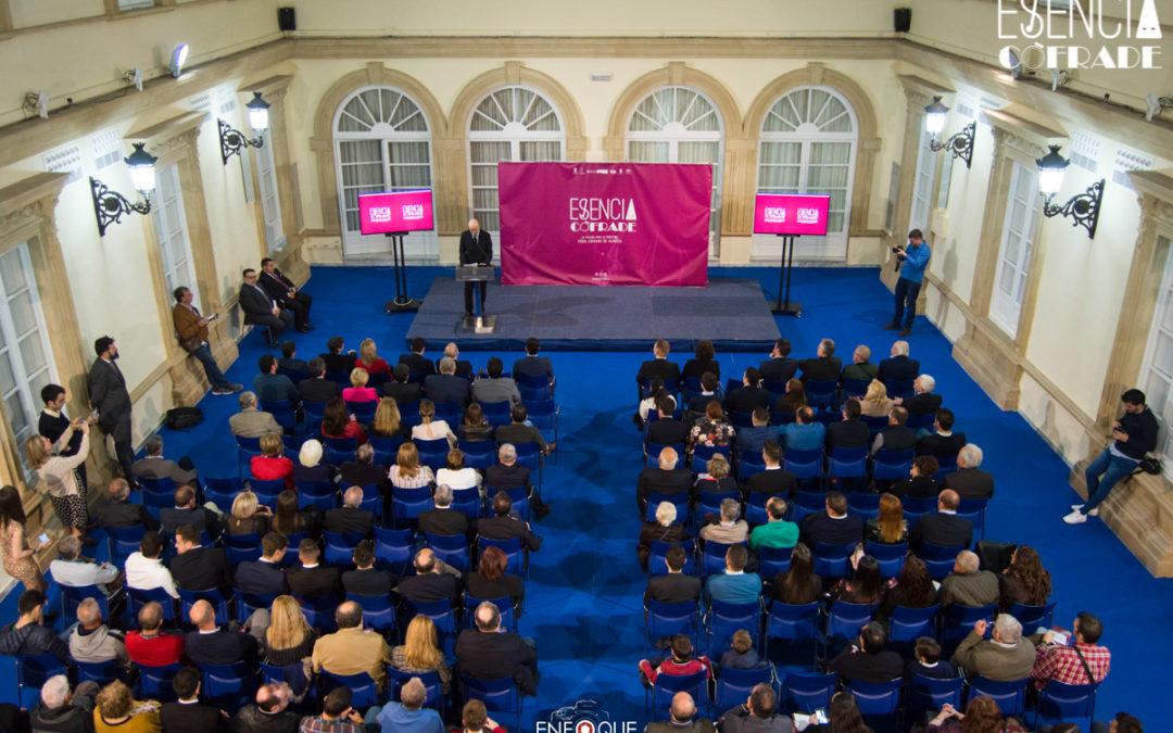 Esencia Cofrade se presentó en la Diputación de Almería